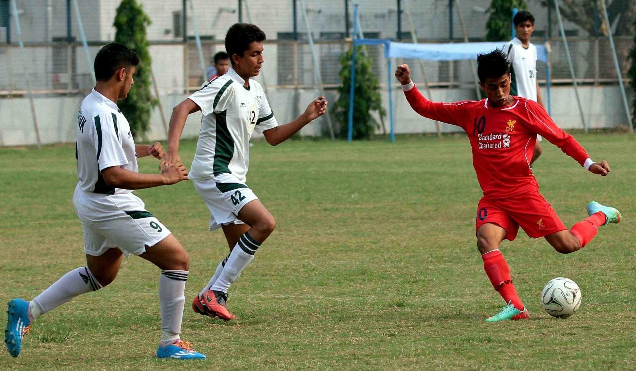 Delhi Public School, R.K. Puram - allsport