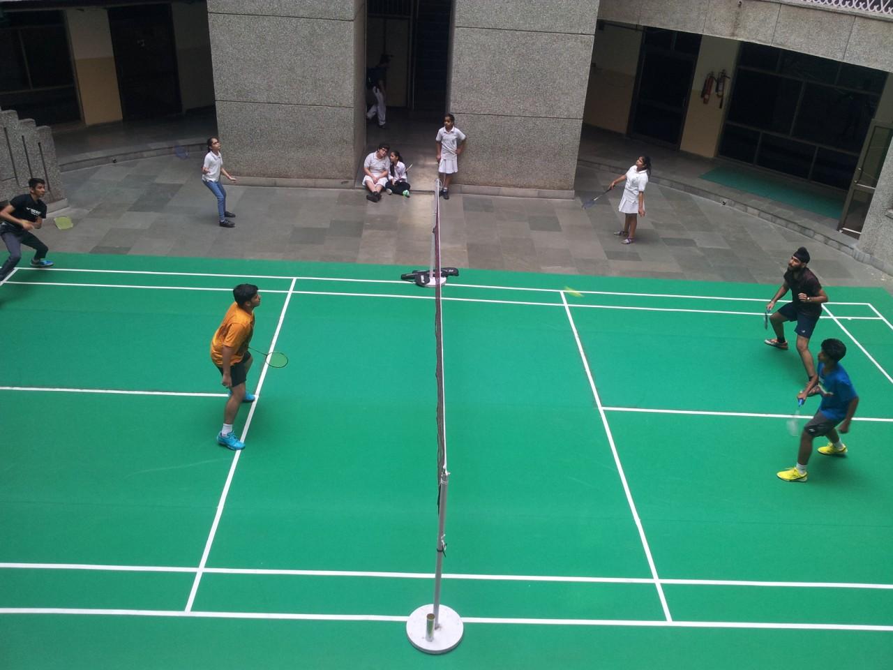 Delhi Public School, R K  Puram - allsport